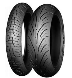 Моторезина Michelin Pilot Road 4 GT 190/50 R17 73W