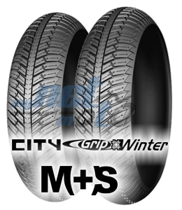 Моторезина Michelin CITY GRIP WINTER 130/60 R13 60P купить в Киеве, цена — ShinaDiski