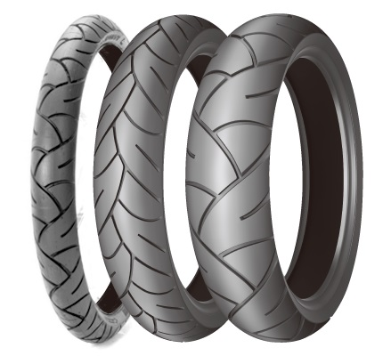 Моторезина Michelin PILOT SPORTY 39S REINF 60/100 R17 39S