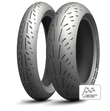 Моторезина Michelin POWER SUPE EVO 180/55 R17 73W купить в Киеве, цена — ShinaDiski