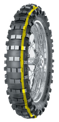 Моторезина Mitas EF-07 REINF SUPER Yellow Stripe 120/90 R18 71R купить в Киеве, цена — ShinaDiski