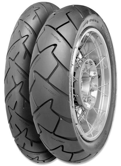 Моторезина CONTINENTAL ROAD ATTACK Z 120/70 R17 58W купить в Киеве, цена — ShinaDiski