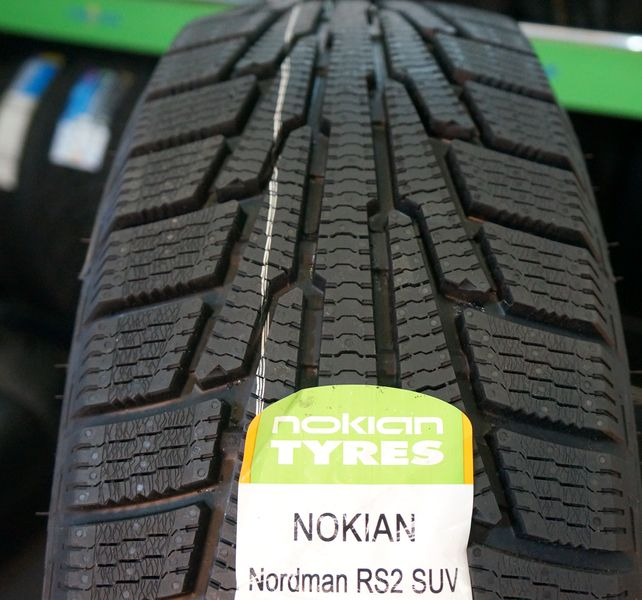 «имн¤¤ шина Nokian Nordman RS2 SUV 235/65 R18 110R - фото 6