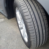 Летние шины Continental ContiSportContact 5 SUV 235/50 R19 99V XL
