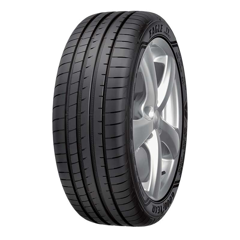 Летние шины GoodYear Eagle F1 Asymmetric 3 SUV 255/45 R19 104Y XL AO