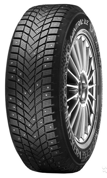 Зимние шины Vredestein Wintrac Ice 215/55 R17 98T XL  шип
