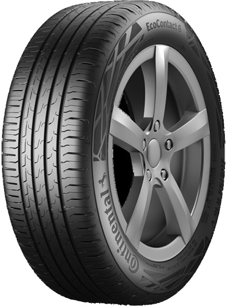 Летние шины Continental ContiEcoContact 6 215/55 R18 95T