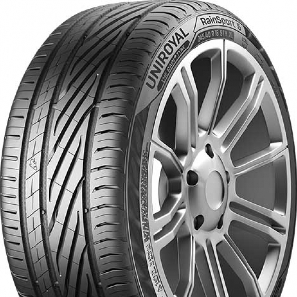 Летние шины UNIROYAL RainSport 5 255/35 R19 96Y XL