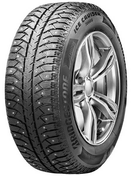 Шины Bridgestone Ice Cruiser 7000S
