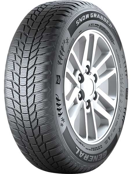 Зимние шины General Snow Grabber Plus 255/50 R19 107V XL