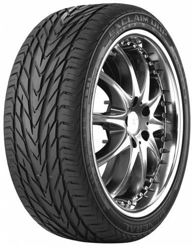 Летние шины General Exclaim UHP 235/35 R20 92W XL