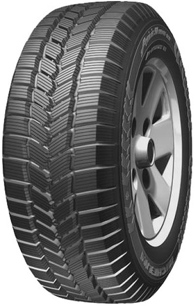 Зимние шины Michelin Agilis 51 Snow-Ice 165/70 R13 100T
