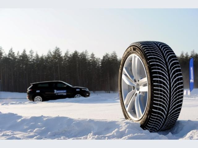 Зимние шины Michelin Latitude Alpin LA2 225/60 R18 104H XL