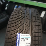Зимние шины Michelin Pilot Alpin PA4 265/30 R20 94W XL